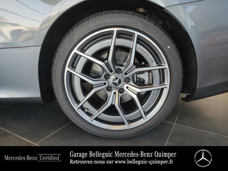 Mercedes Classe E 220 220 d 194ch AMG Line 9G-Tronic Gris occasion à QUIMPER - photo n°13