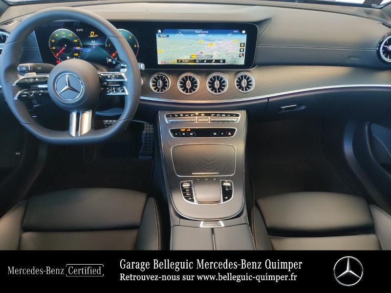 Mercedes Classe E 220 220 d 194ch AMG Line 9G-Tronic Gris occasion à QUIMPER - photo n°6