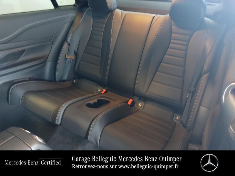 Mercedes Classe E 220 220 d 194ch AMG Line 9G-Tronic Gris occasion à QUIMPER - photo n°11