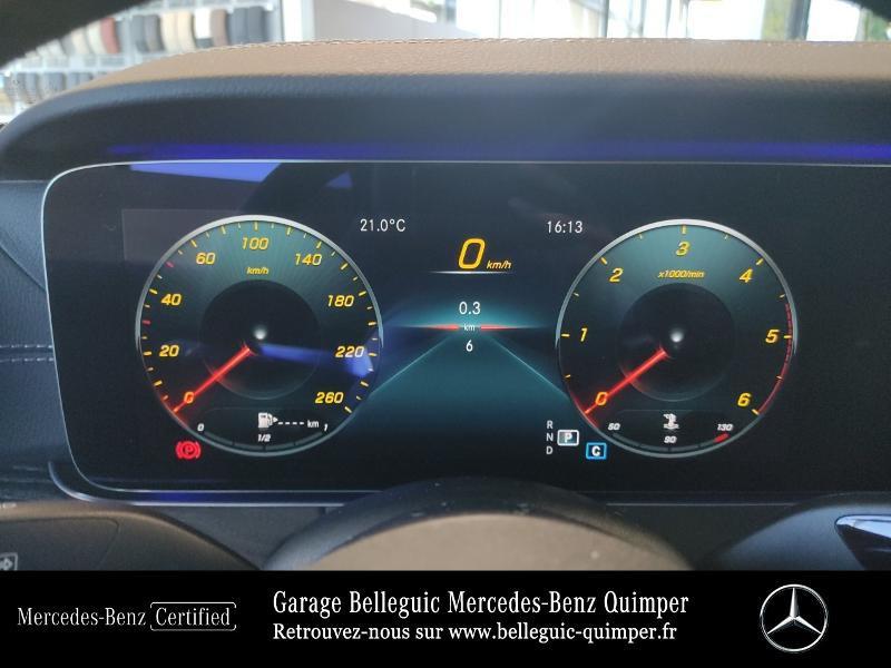 Mercedes Classe E 220 220 d 194ch AMG Line 9G-Tronic Gris occasion à QUIMPER - photo n°9