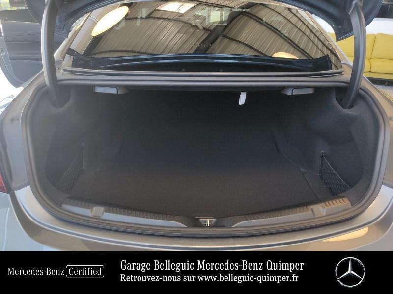 Mercedes Classe E 220 220 d 194ch AMG Line 9G-Tronic Gris occasion à QUIMPER - photo n°12