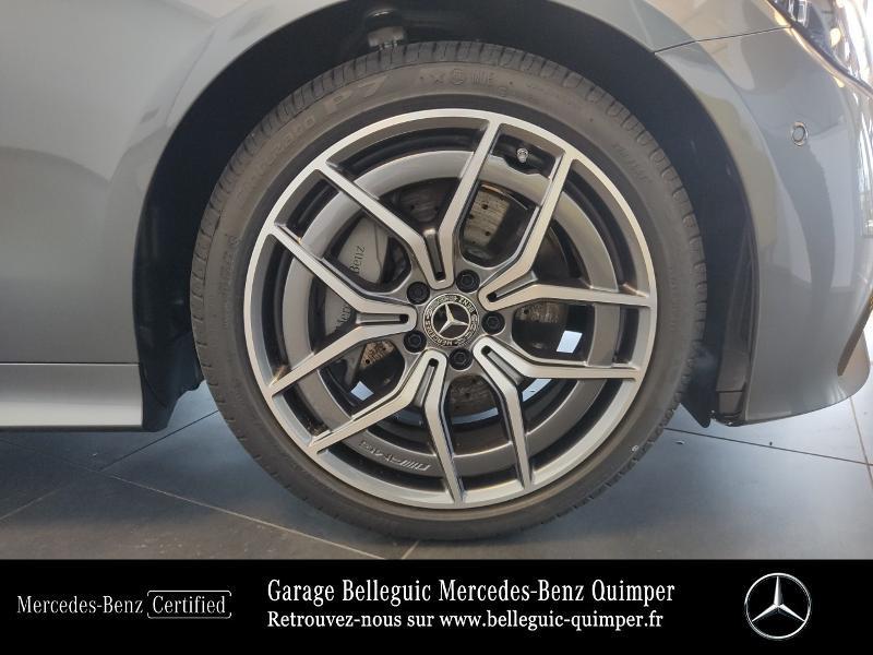 Mercedes Classe E 220 220 d 194ch AMG Line 9G-Tronic Gris occasion à QUIMPER - photo n°16