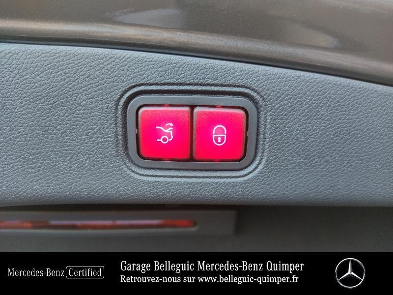 Mercedes Classe E 220 220 d 194ch AMG Line 9G-Tronic Gris occasion à QUIMPER - photo n°19