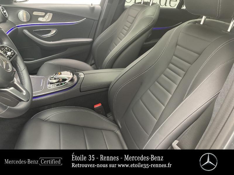 Mercedes Classe E 220 220 d 194ch Avantgarde Line 9G-Tronic Gris occasion à SAINT-GREGOIRE - photo n°19