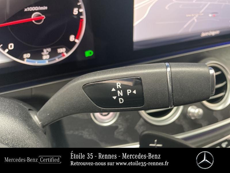 Mercedes Classe E 220 220 d 194ch Avantgarde Line 9G-Tronic Gris occasion à SAINT-GREGOIRE - photo n°10