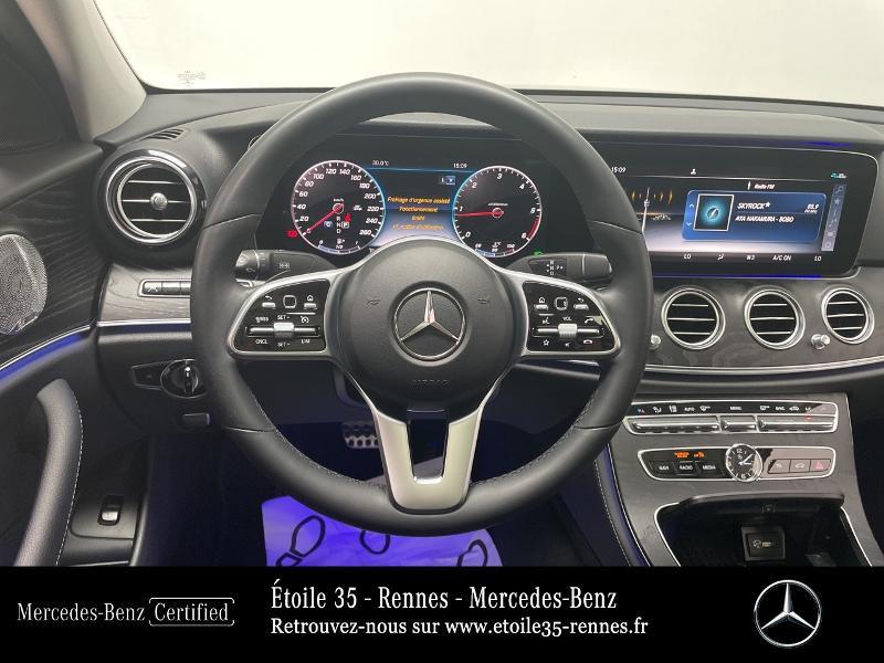 Mercedes Classe E 220 220 d 194ch Avantgarde Line 9G-Tronic Gris occasion à SAINT-GREGOIRE - photo n°7