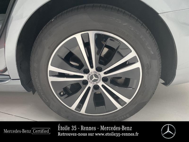 Mercedes Classe E 220 220 d 194ch Avantgarde Line 9G-Tronic Gris occasion à SAINT-GREGOIRE - photo n°13