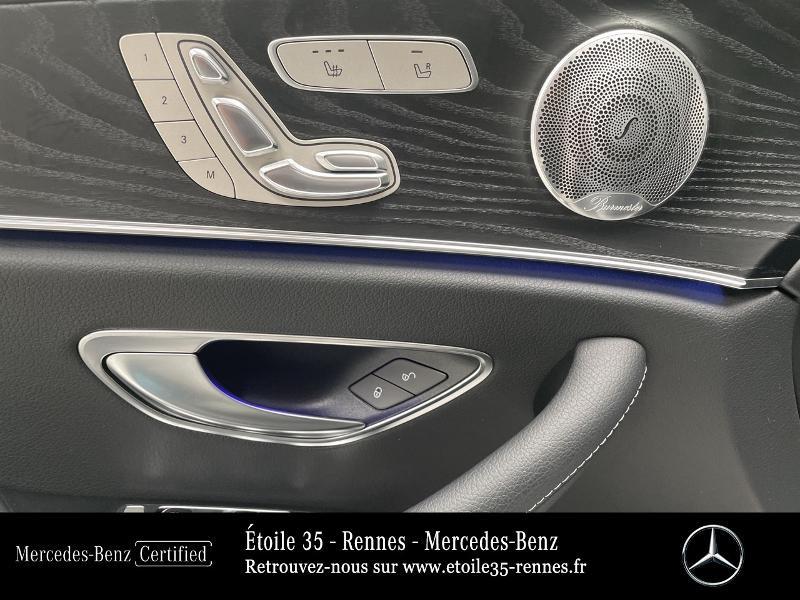 Mercedes Classe E 220 220 d 194ch Avantgarde Line 9G-Tronic Gris occasion à SAINT-GREGOIRE - photo n°17