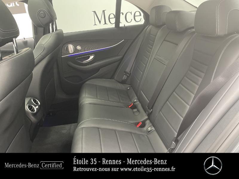 Mercedes Classe E 220 220 d 194ch Avantgarde Line 9G-Tronic Gris occasion à SAINT-GREGOIRE - photo n°11