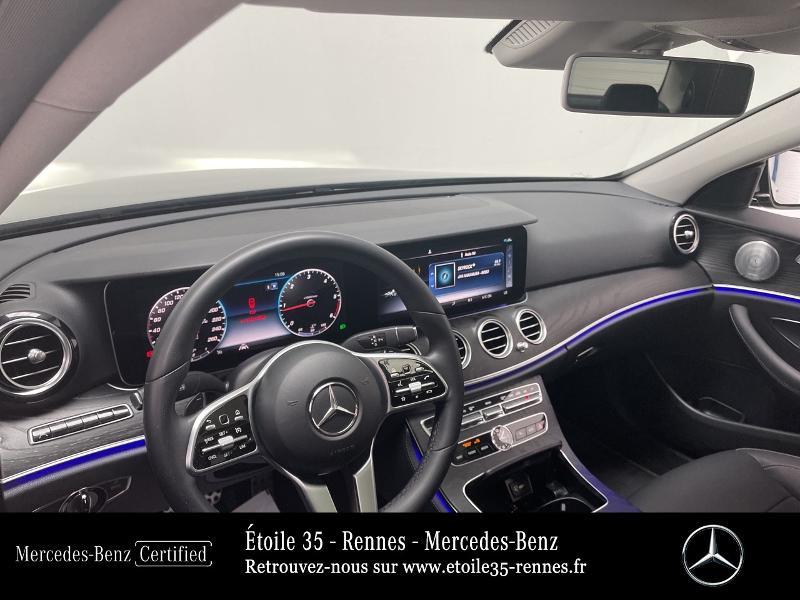Mercedes Classe E 220 220 d 194ch Avantgarde Line 9G-Tronic Gris occasion à SAINT-GREGOIRE - photo n°6