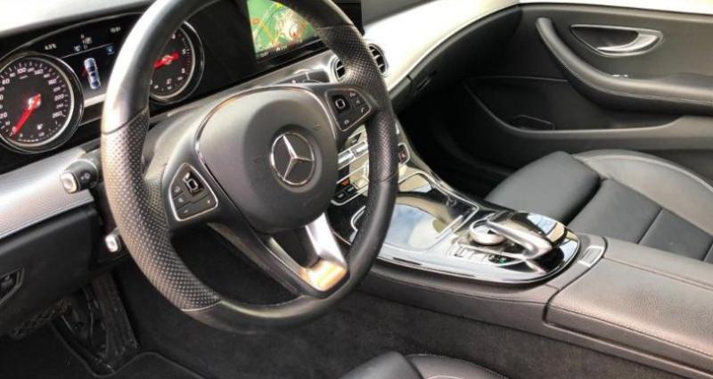Mercedes Classe E 220 220 d 194ch Executive 9G-Tronic Gris occasion à Boulogne Sur Mer - photo n°3