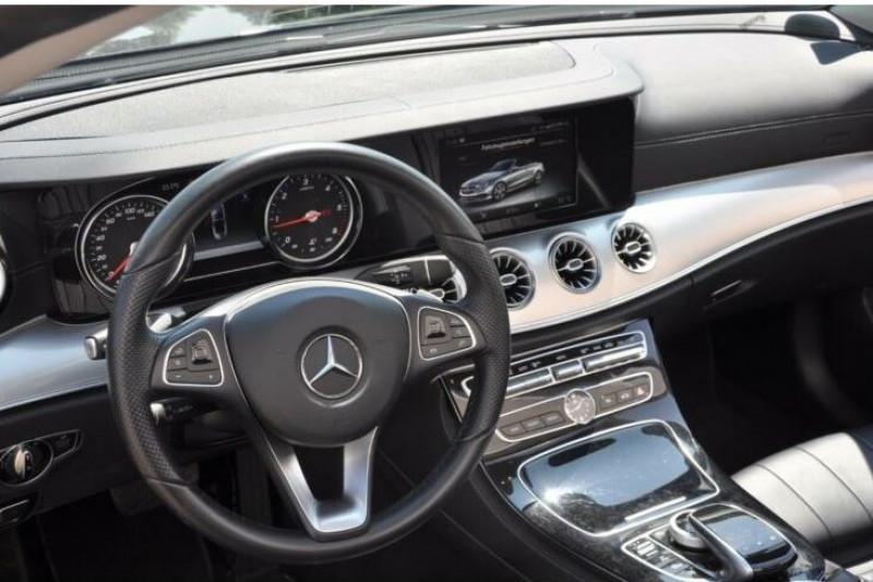 Mercedes Classe E 220 220 D 194CH EXECUTIVE 9G-TRONIC Noir occasion à Villenave-d'Ornon - photo n°8