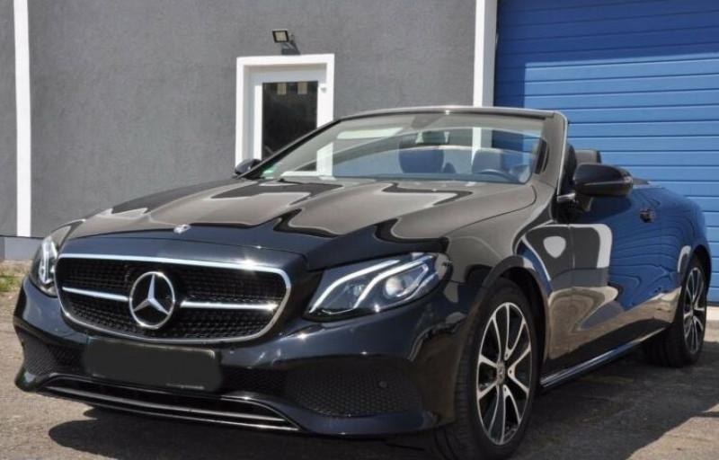 Mercedes Classe E 220 220 D 194CH EXECUTIVE 9G-TRONIC Noir occasion à Villenave-d'Ornon