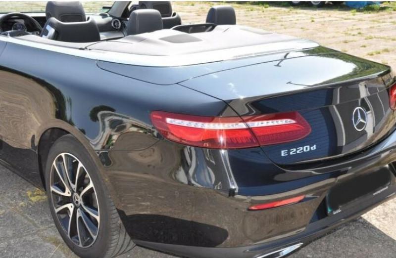 Mercedes Classe E 220 220 D 194CH EXECUTIVE 9G-TRONIC Noir occasion à Villenave-d'Ornon - photo n°3