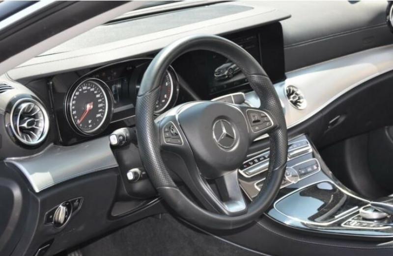 Mercedes Classe E 220 220 D 194CH EXECUTIVE 9G-TRONIC Noir occasion à Villenave-d'Ornon - photo n°5