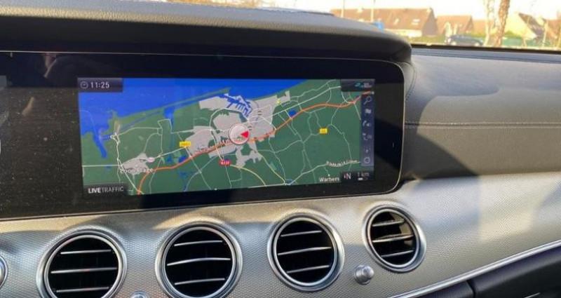 Mercedes Classe E 220 220 d 194ch Sportline 9G-Tronic Euro6d-T Argent occasion à Dunkerque - photo n°6