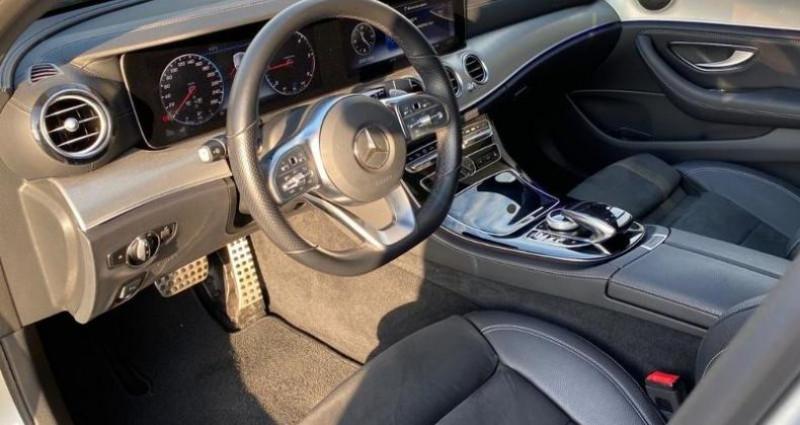 Mercedes Classe E 220 220 d 194ch Sportline 9G-Tronic Euro6d-T Argent occasion à Dunkerque - photo n°3