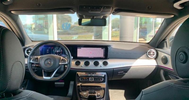 Mercedes Classe E 220 220 d 194ch Sportline 9G-Tronic Noir occasion à Le Chateau D`olonne - photo n°3