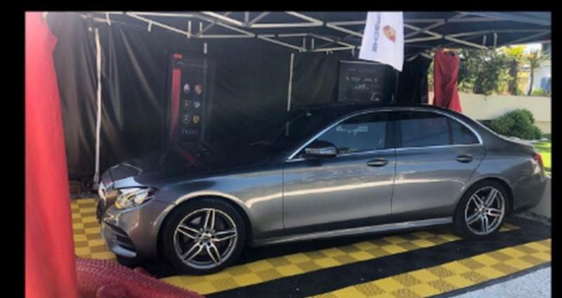 Mercedes Classe E 220 220 d bva tronic Gris occasion à LA BAULE - photo n°2