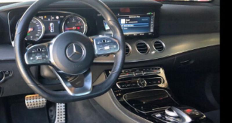 Mercedes Classe E 220 220 d bva tronic Gris occasion à LA BAULE - photo n°3