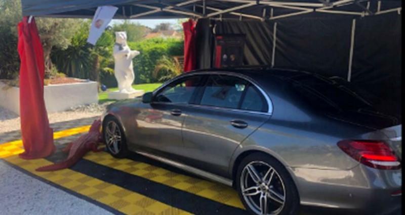Mercedes Classe E 220 220 d bva tronic Gris occasion à LA BAULE - photo n°7