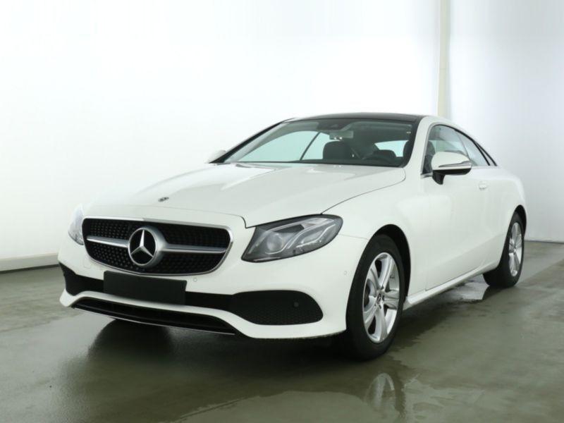 Mercedes Classe E 220 220 d Coupé Blanc occasion à Beaupuy