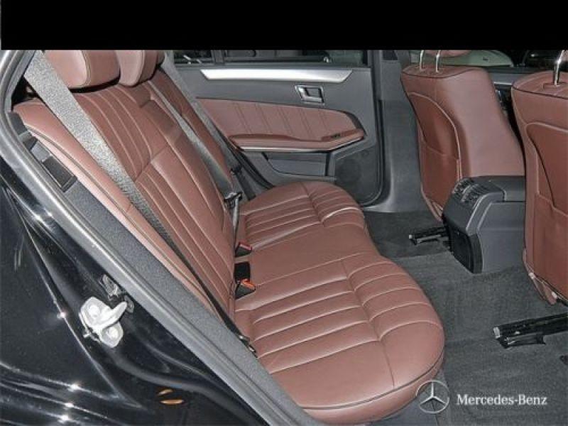 Mercedes Classe E 250 250 CDI Avantgarde Noir occasion à Beaupuy - photo n°4