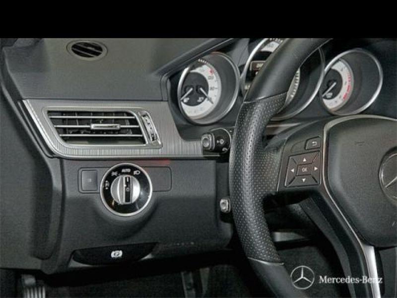Mercedes Classe E 250 250 CDI Avantgarde Noir occasion à Beaupuy - photo n°5