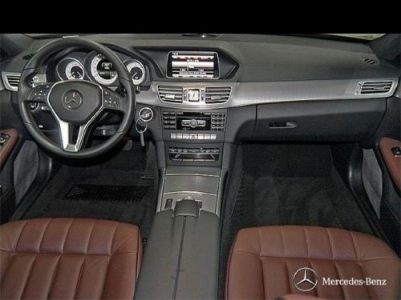 Mercedes Classe E 250 250 CDI Avantgarde Noir occasion à Beaupuy