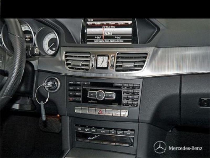 Mercedes Classe E 250 250 CDI Avantgarde Noir occasion à Beaupuy - photo n°6