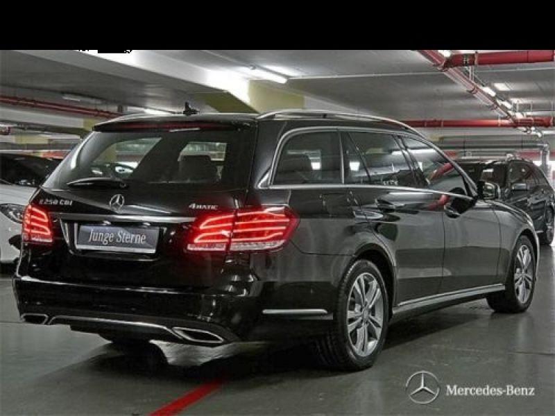 Mercedes Classe E 250 250 CDI Avantgarde Noir occasion à Beaupuy - photo n°2