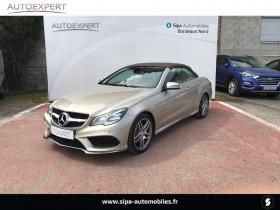 Mercedes Classe E 350 occasion à Le Bouscat