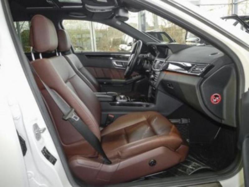 Mercedes Classe E 350 350 CDi AMG 252 CH Blanc occasion à Beaupuy - photo n°3