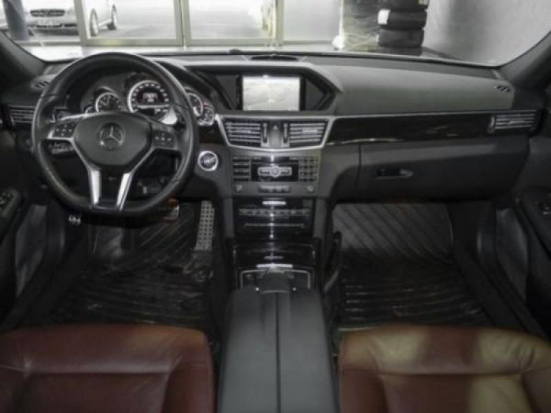 Mercedes Classe E 350 350 CDi AMG 252 CH Blanc occasion à Beaupuy