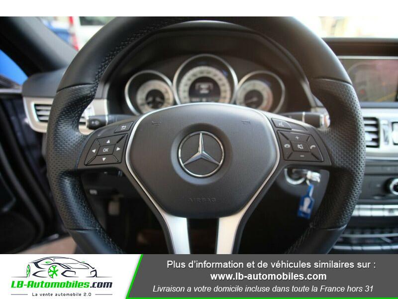Mercedes Classe E 350 350 d Gris occasion à Beaupuy - photo n°11