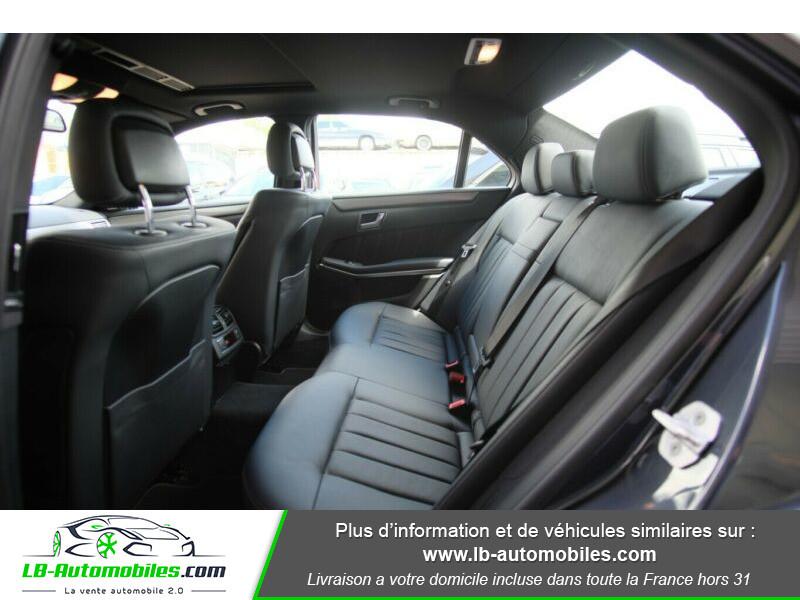 Mercedes Classe E 350 350 d Gris occasion à Beaupuy - photo n°15