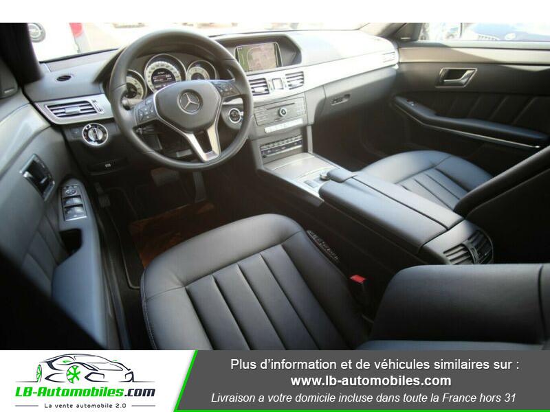 Mercedes Classe E 350 350 d Gris occasion à Beaupuy - photo n°9