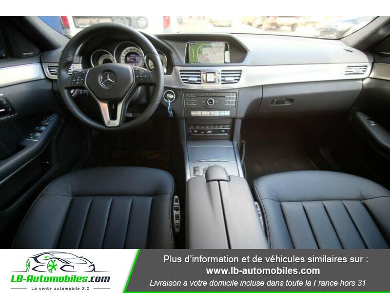 Mercedes Classe E 350 350 d Gris occasion à Beaupuy - photo n°2