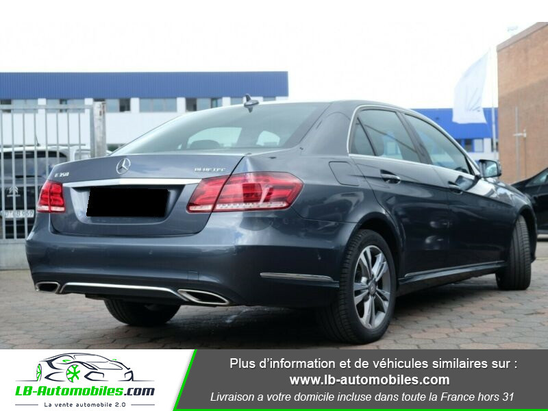 Mercedes Classe E 350 350 d Gris occasion à Beaupuy - photo n°5