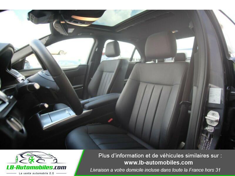 Mercedes Classe E 350 350 d Gris occasion à Beaupuy - photo n°8