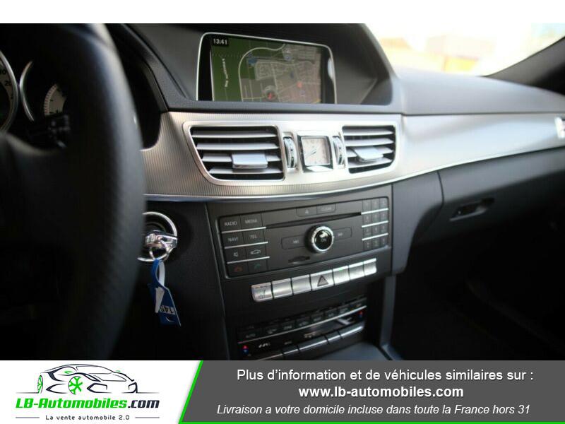 Mercedes Classe E 350 350 d Gris occasion à Beaupuy - photo n°13