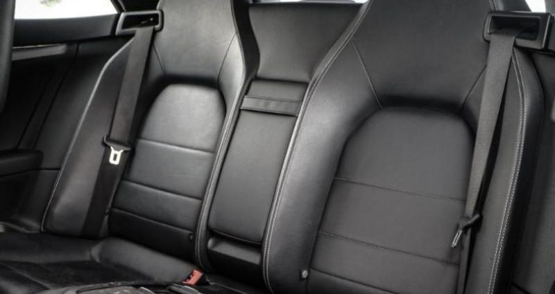 Mercedes Classe E 350 Cabriolet 350 CDI Executive BE BA Noir occasion à MONACO - photo n°6