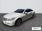 Mercedes Classe E 350 Classe E Coupé 350 CDI BlueEfficiency Executive A Blanc 2010 - annonce de voiture en vente sur Auto Sélection.com