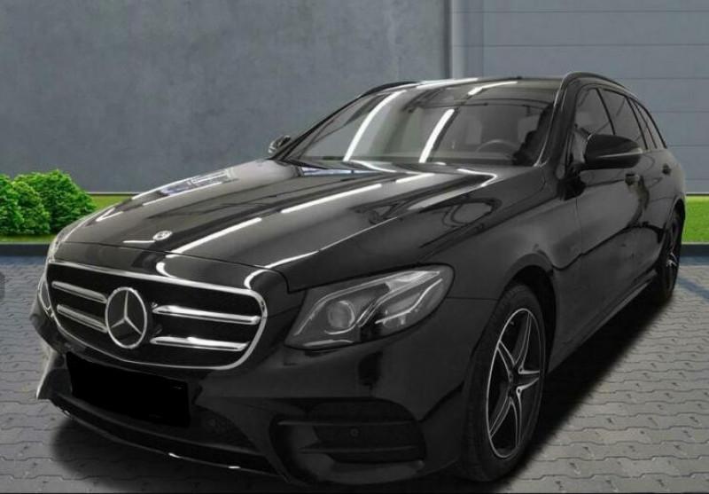 Mercedes Classe E (S213) 300 DE 194+122CH AMG LINE 9G-TRONIC Noir occasion à Villenave-d'Ornon - photo n°3
