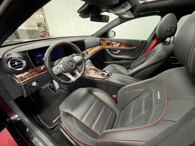 Mercedes Classe E (S213) 53 AMG 435CH EQ BOOST 4MATIC+ 9G-TRONIC EURO6D-T-EVAP  occasion à Villenave-d'Ornon - photo n°4