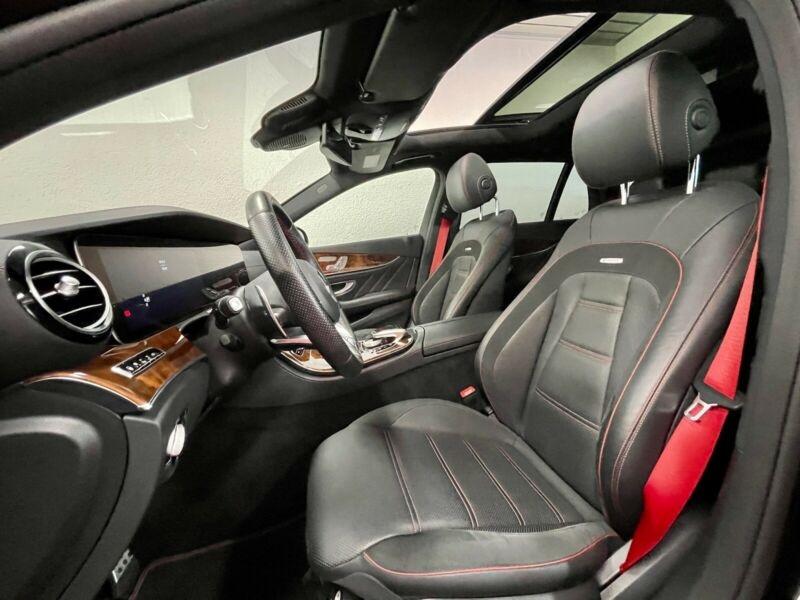 Mercedes Classe E (S213) 53 AMG 435CH EQ BOOST 4MATIC+ 9G-TRONIC EURO6D-T-EVAP  occasion à Villenave-d'Ornon - photo n°8