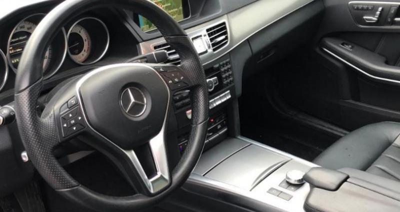 Mercedes Classe E 300 BlueTEC HYBRID Fascination 7G-Tronic Plus Gris occasion à Boulogne Sur Mer - photo n°3