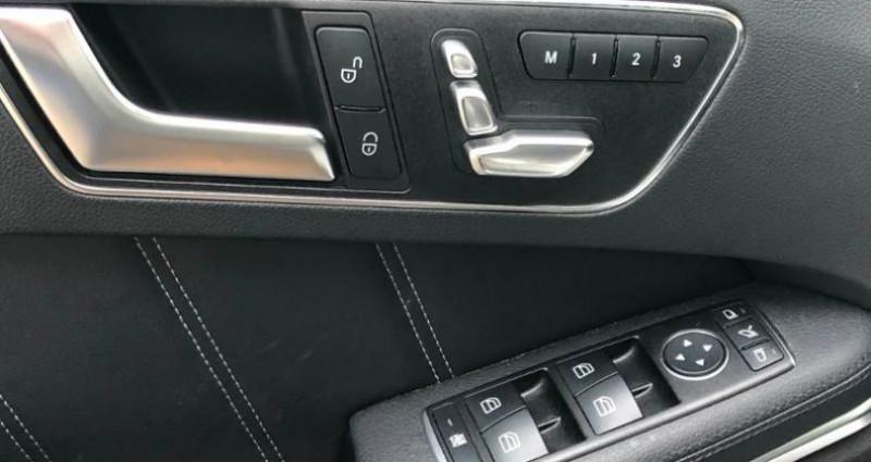 Mercedes Classe E 300 BlueTEC HYBRID Fascination 7G-Tronic Plus Gris occasion à Boulogne Sur Mer - photo n°7