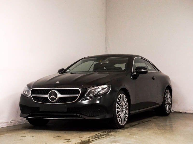 Mercedes Classe E 300 Coupé Noir occasion à Beaupuy