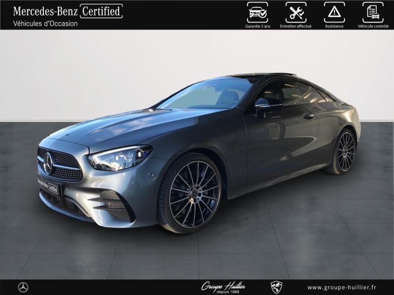 Mercedes Classe E 400 d 330ch AMG Line 4Matic 9G-Tronic Gris occasion à Gières